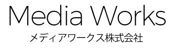 メディアワークス株式会社 logo